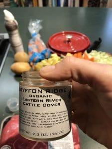 Gryffon Ridge Spice