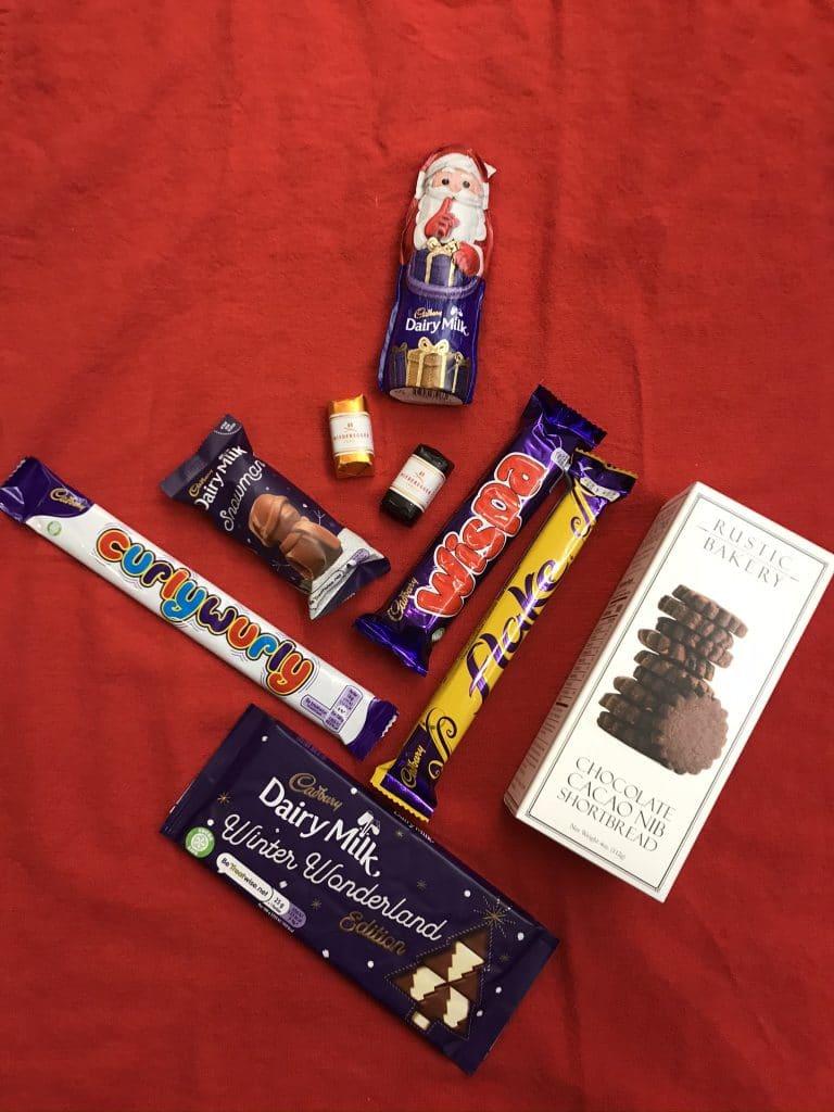 British Chocolate