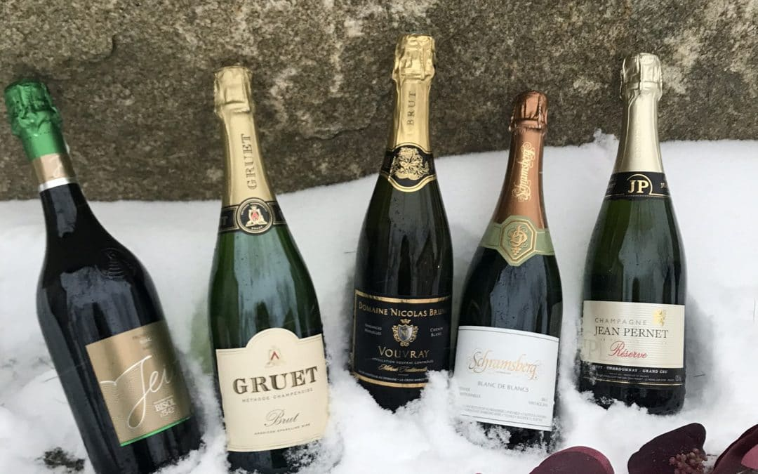 Finding the Perfect Bubbly for NYE