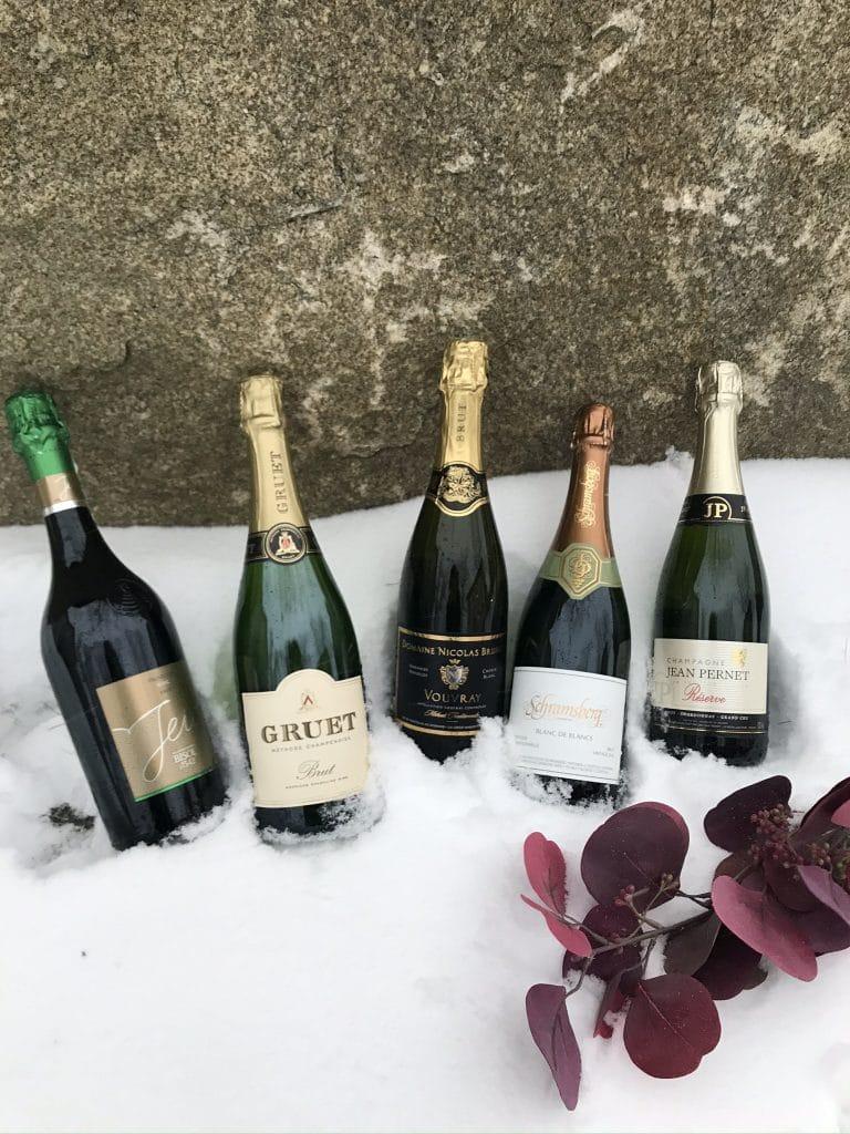 Sparkling Wine Lineup