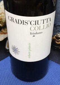 Robert Princic Gradis' Ciutta Collio Friulano 2017 $22.99