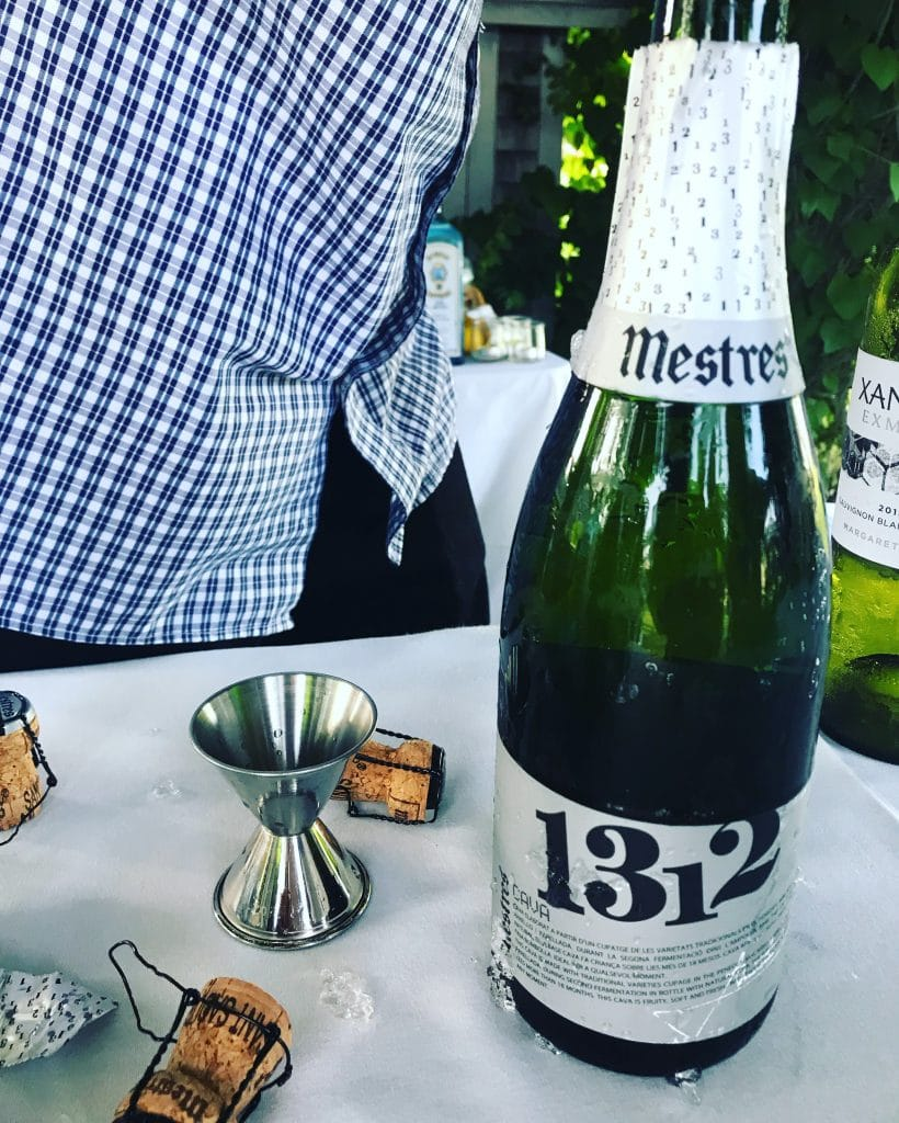 Mestres 1312 Sparkling Wine