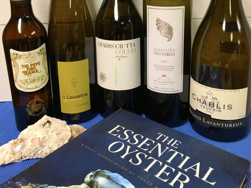 Wines to Pair with Oysters