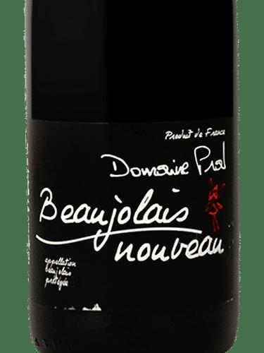 Domaine Pral Beaujolais Nouveau