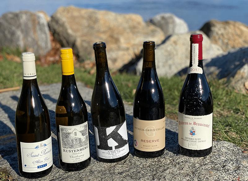 Thanksgiving Wine Lineup