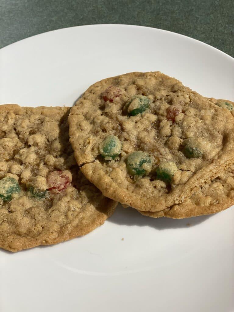 Gumdrop Spice Cookies