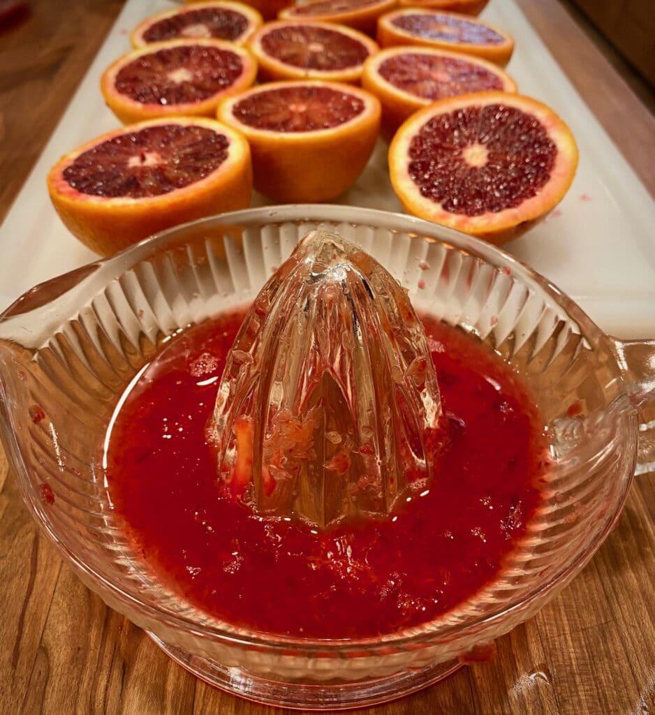 Blood Orange Marmalade