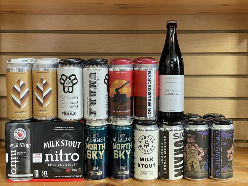 Stout Beers
